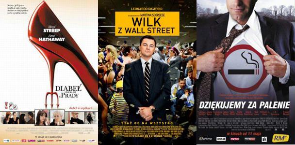Niedzielny wieczór marketingowca – filmy