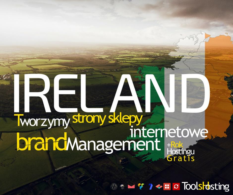 Masz biznes w Irlandii? Odśwież swój wizerunek online. Your new e-commerce site in Éire Ireland.