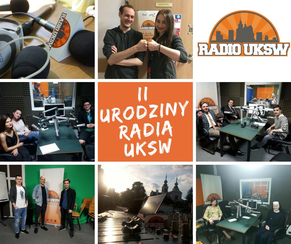 Radio UKSW Świętuje Urodziny!