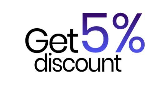 Otrzymaj 5% rabatu