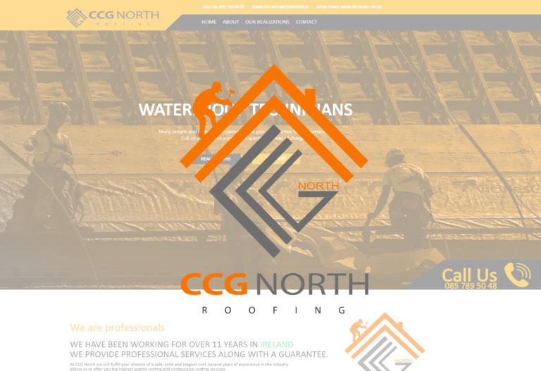 CCG North Roofing Irlandia