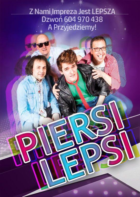 "Plakat ""Pierwsi Lepsi"""