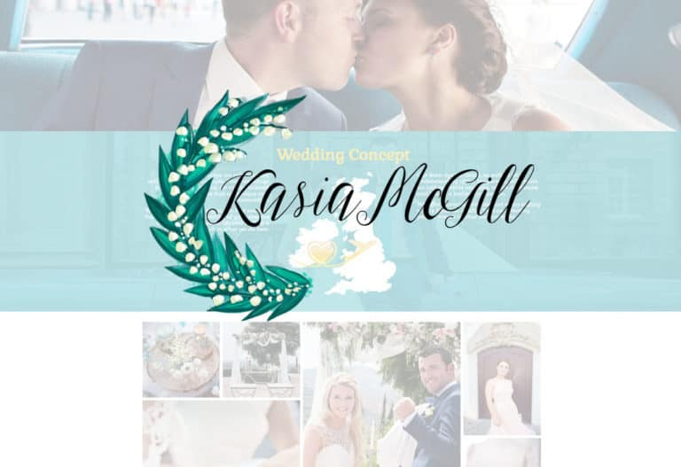 Kasia McGill Weeding Planner